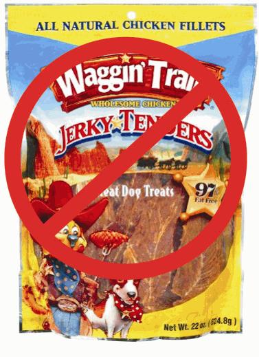 Waggin Train Dog Treats Recall